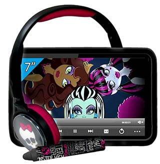 Tablet Monster High y accesorios varios