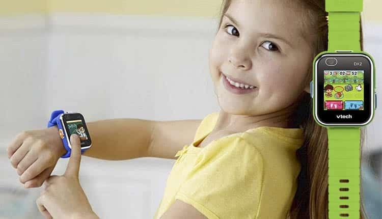 Reloj inteligente para niños Kidizoom Smart Watch DX2