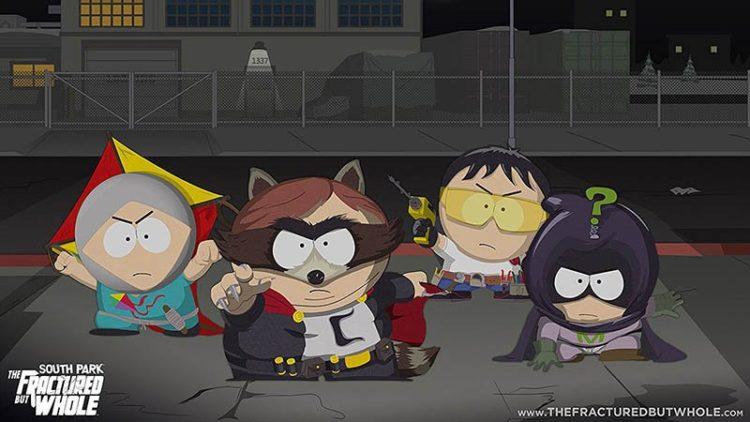 South Park: Retaguardia en peligro - mejores juegos para PS4 y Xbox One