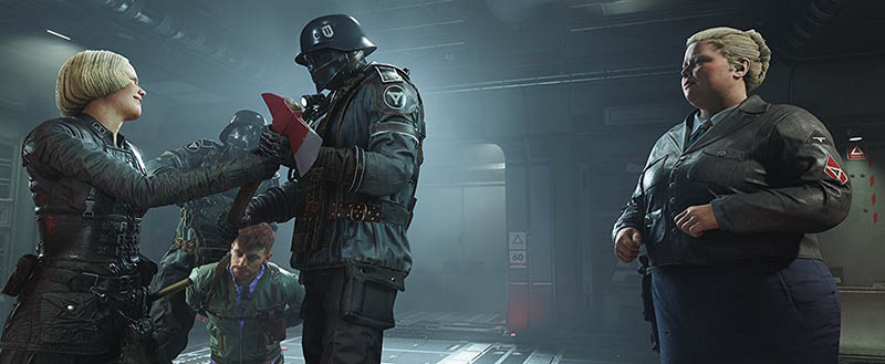 Wolfenstein II: The New Colossus - mejores juegos para PS4 y Xbox One