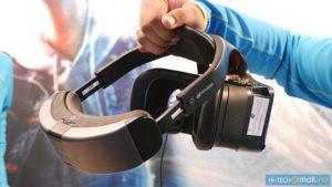 CES 2018 INTEL: realidad virtual y computación cuántica