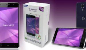 ¡Chollazo!  Leotec Argon E250: Smartphone por menos de 40€
