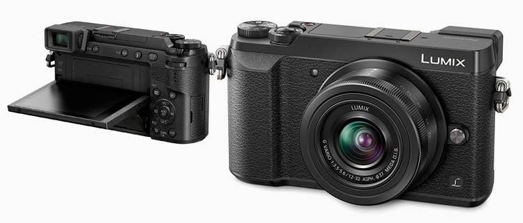 Panasonic Lumix DMC-GX80 - Mejor cámara EVIL del mercado calidad-precio. Los 9 modelos EVIL mejor valorados