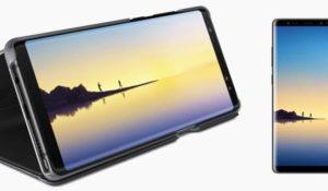 Hasta 40% de descuento en Samsung Galaxy Note 8