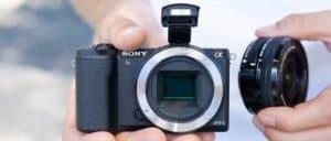 Cuerpo de cámara Sony Alpha ILCE-7M2 Cámara EVIL de 24.3 MP