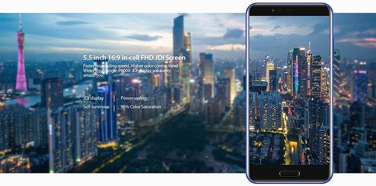 blackview p6000 - Móvil Android con mejor batería y más duradera a la venta