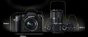 Pequeño descuento cámara EVIL Fujifilm X-T20
