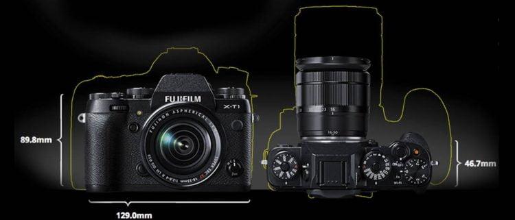 Descuento 8% en cámara EVIL Fujifilm X-T20