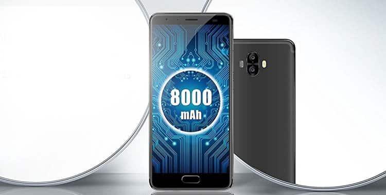 móvil Android con mejor batería
