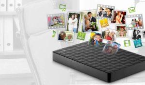 Oferta en discos duros externos Seagate hasta 6TB