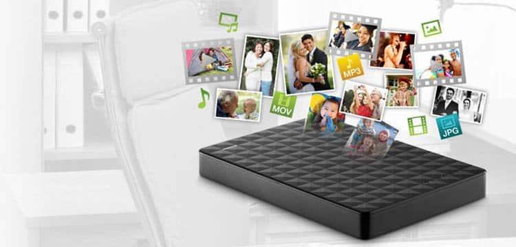 Oferta en discos duros externos Seagate hasta 8TB