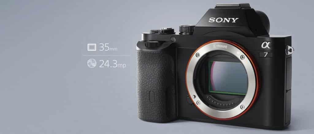 sony a7 2 - Mejor cámara EVIL del mercado calidad-precio. Los 9 modelos EVIL mejor valorados