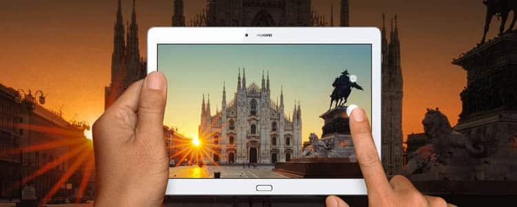 Mejor tablet Android: Huawei Mediapad M2 10 Premium