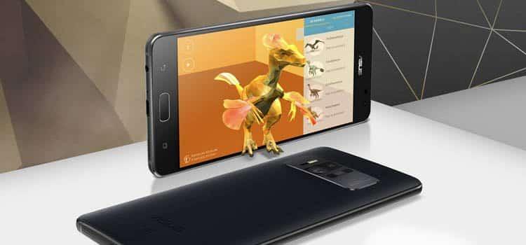 asus zenfone ar - Los mejores móviles con mucha memoria: 128GB y más
