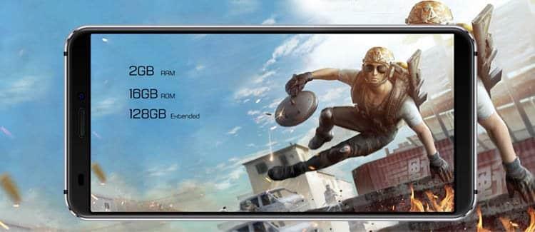 Blackview S6 con pantalla 5,7'' y aspecto 18:9