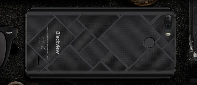 Diseño del Blackview S6