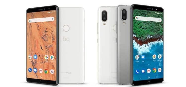 Todo sobre smartphones BQ 2019: lanzamientos y móviles