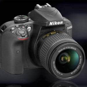 ▷ Nikon D3400: la mejor cámara réflex para principiantes de 2018