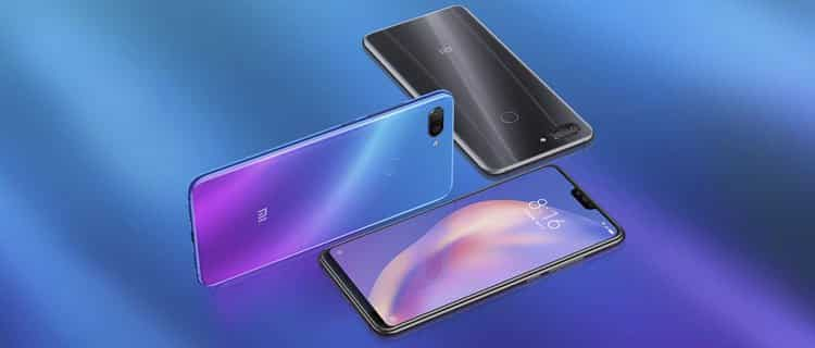 mejores móviles chinos entre 100 y 200€: Xiaomi Mi 8 Lite