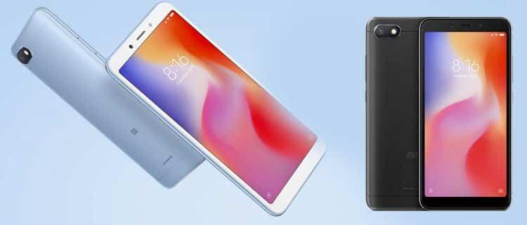 xiaomi redmi 6a: Mejores móviles chinos baratos por menos de 100€