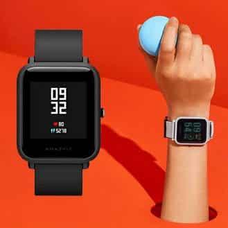 ▷ El smartwatch con mejor batería: Xiaomi Amazfit Bip