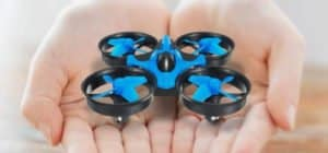 Comprar drones baratos con cámara y minidrones. Modelos y precauciones de uso.