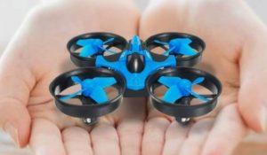 Comprar drones baratos con cámara y minidrones. Modelos y utilización.