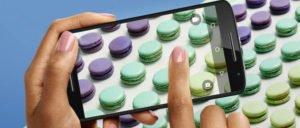 El móvil con más megapíxeles tiene 40. Smartphones con 20MP y más.