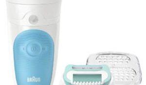 Braun Silk-épil 5 depiladora inalámbrica Wet & Dry y recortadora 36% descuento