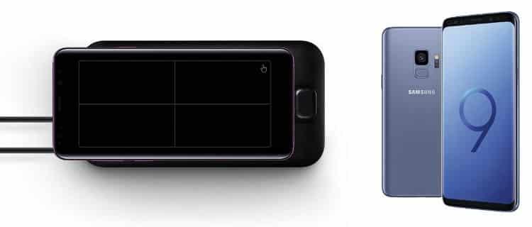 Samsung galaxy s9. Móviles para autónomos y profesionales