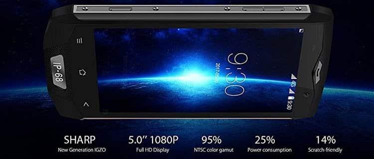 iGET BLACKVIEW GBV8000 Pro Titan. Móviles para autónomos y profesionales