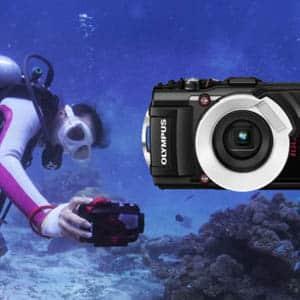 ▷ Mejor cámara de fotos acuática barata y otros modelos sumergibles