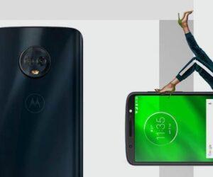 Motorola Moto G6 carga super rápida, 5,7 pulgadas y 64GB