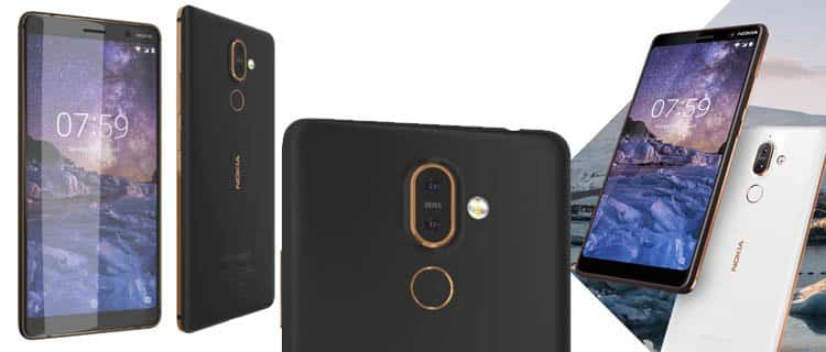 Comprar Nokia 7 Plus