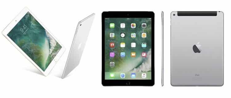 Ipad 2017 ¿Cuáles son las mejores tablets para trabajar y estudiar?