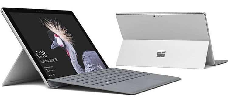 Microsoft surface pro ¿Cuáles son las mejores tablets para trabajar y estudiar? Actualizado.