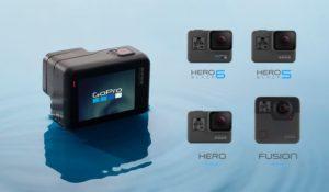 ¿Dónde comprar una cámara GoPro? Los últimos modelos a la venta.