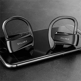 Auriculares Bluetooth baratos modelo Syllable D15 con 41% de descuento