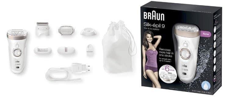 Braun Silk-épil 9. Los productos más vendidos durante el Prime Day de Amazon