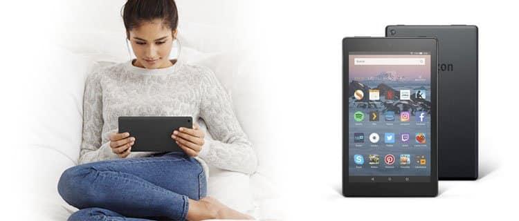 Tablet Fire 8 HD. Los productos más vendidos durante el Prime Day de Amazon