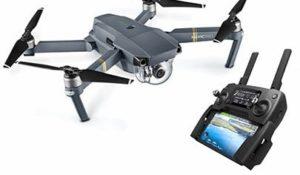 Oferta de dron DJI Mavic Pro en Amazon España