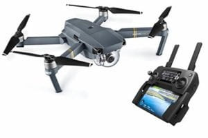 Oferta 13% descuento dron DJI Mavic Pro + accesorios