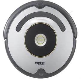 Robot Aspirador iRobot Roomba 615: aspira sin esfuerzo