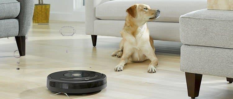 30% de descuento en aspirador iRobot Roomba  e5154
