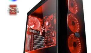 31% descuento VIBOX Apache 9XS Gaming PC con motivo del Prime Day