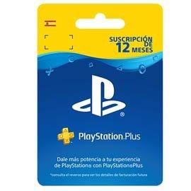 tarjeta suscripción  Play Station Plus