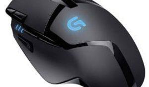 Ofertazo: 25% descuento Ratón Gaming Logitech G402