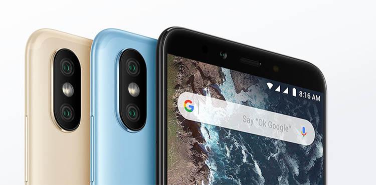 Xiaomi Mi A2 con 24% de descuento: ahorra 68€