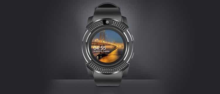 Topffy Sport Fitness Tracker reloj inteligente barato
