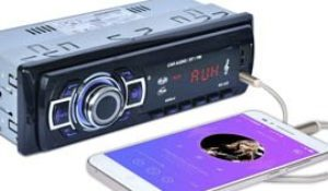 Autoradio Bluetooth con reproductor de mp3